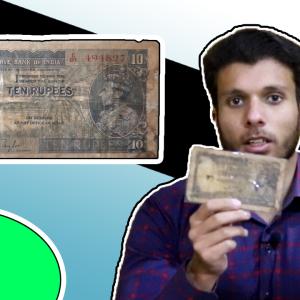 India 10 Rupees 1937 Note Value | George VI Series ₹100,000