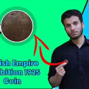 NOBLE INDUSTRIES LTD: Struck At The British Empire Exhibition 1925 Token (Noble)