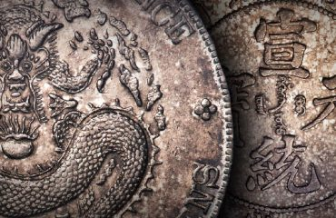 China 1910 Yunnan Silver Dollar Coin Sold for $660,000 at Heritage Auction