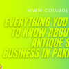 Everything You Need to Know About the Antique Store Business in Pakistan